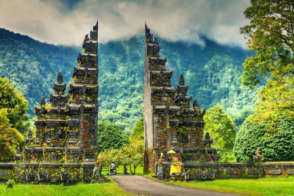 Top 13 meest aantrekkelijke plaatsen op Bali