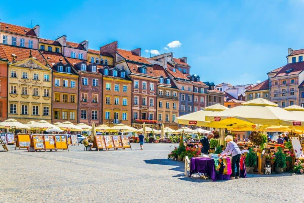 Tips voor een culinaire stedentrip in Warschau