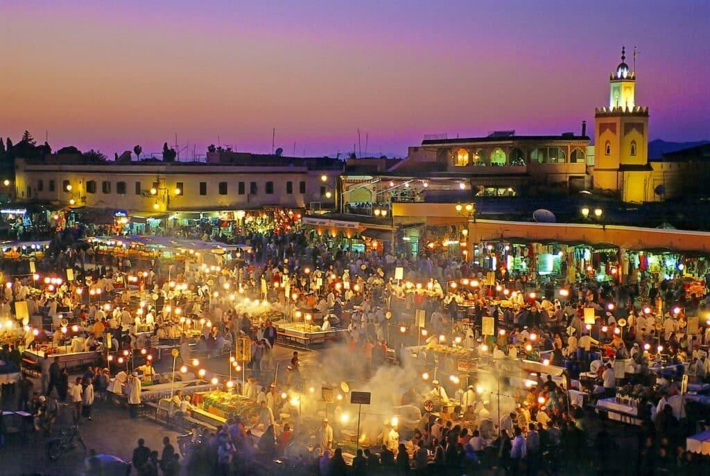 Laat je meevoeren door de magie van Marrakech