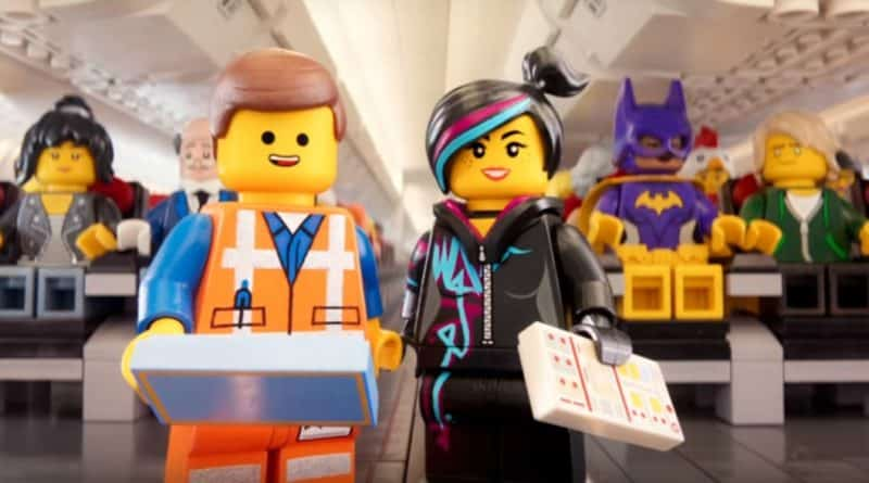 Rol voor LEGO-poppetjes in nieuwe safety-video Turkish Airlines
