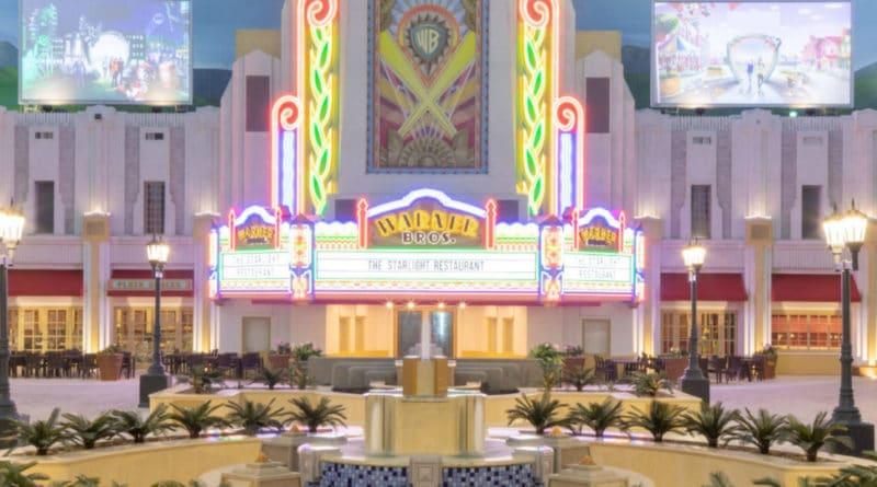 Abu Dhabi verwelkomt eerste overdekte Warner Bros World