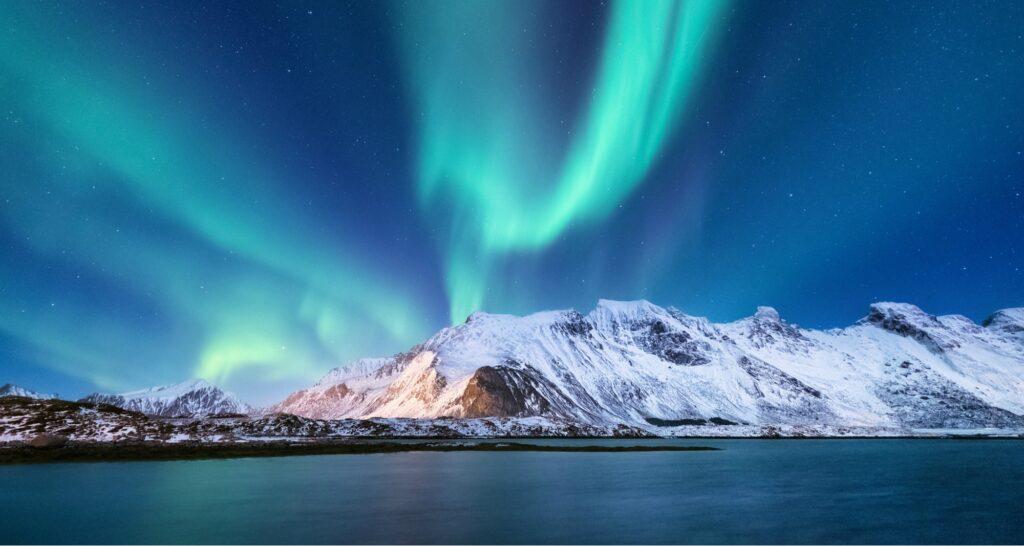 shutterstockBucketlist: wintersport in de Noorse fjorden_1037921752