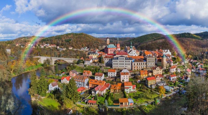 Burchten en kastelen: de mooiste autoroute in Tsjechië