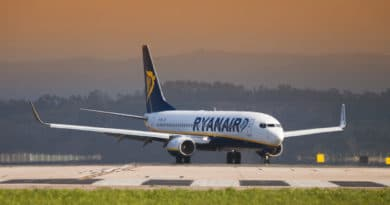 Tot 30 euro korting op retourvluchten Ryanair
