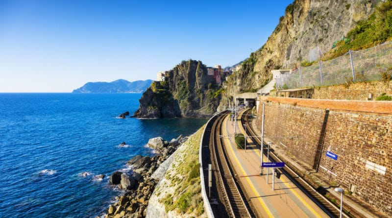 Reis tijdelijk goedkoper met de trein door Italië