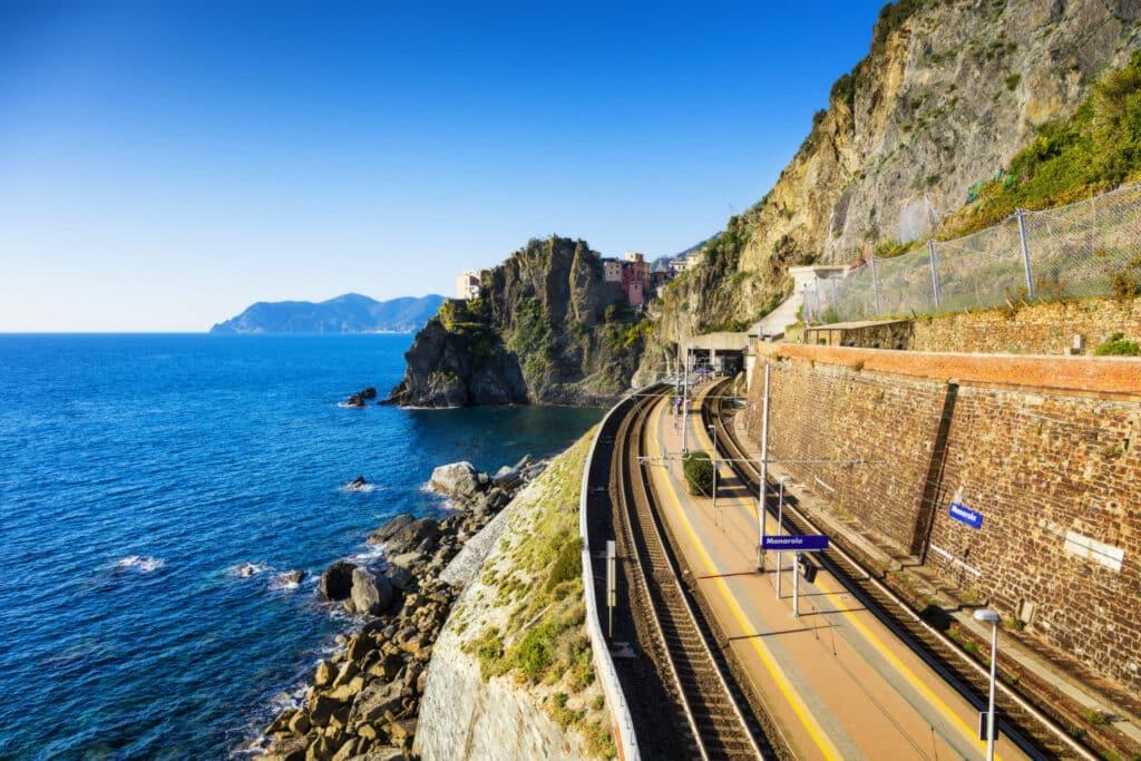 shutterstock_3Reis tijdelijk goedkoper met de trein door Italië 61599950