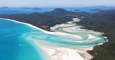 Zijn dit de vijf mooiste plekken op aarde?