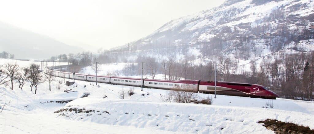 Deze winter met de Sneeuw-Thalys naar de Franse pistes