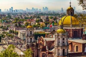 De nieuwe hippe en culinaire kant van Mexico Stad