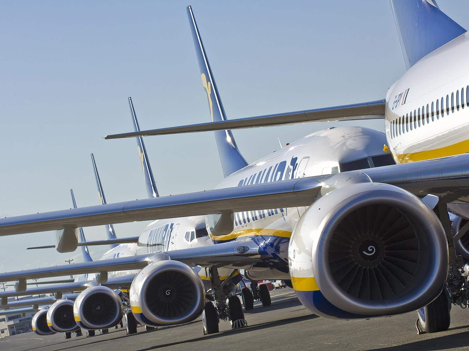 Staking Ryanair op Eindhoven Airport; vluchten lijken door te gaan