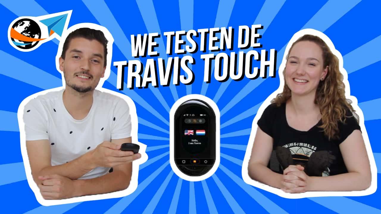 We testen de Travis Touch (video)
