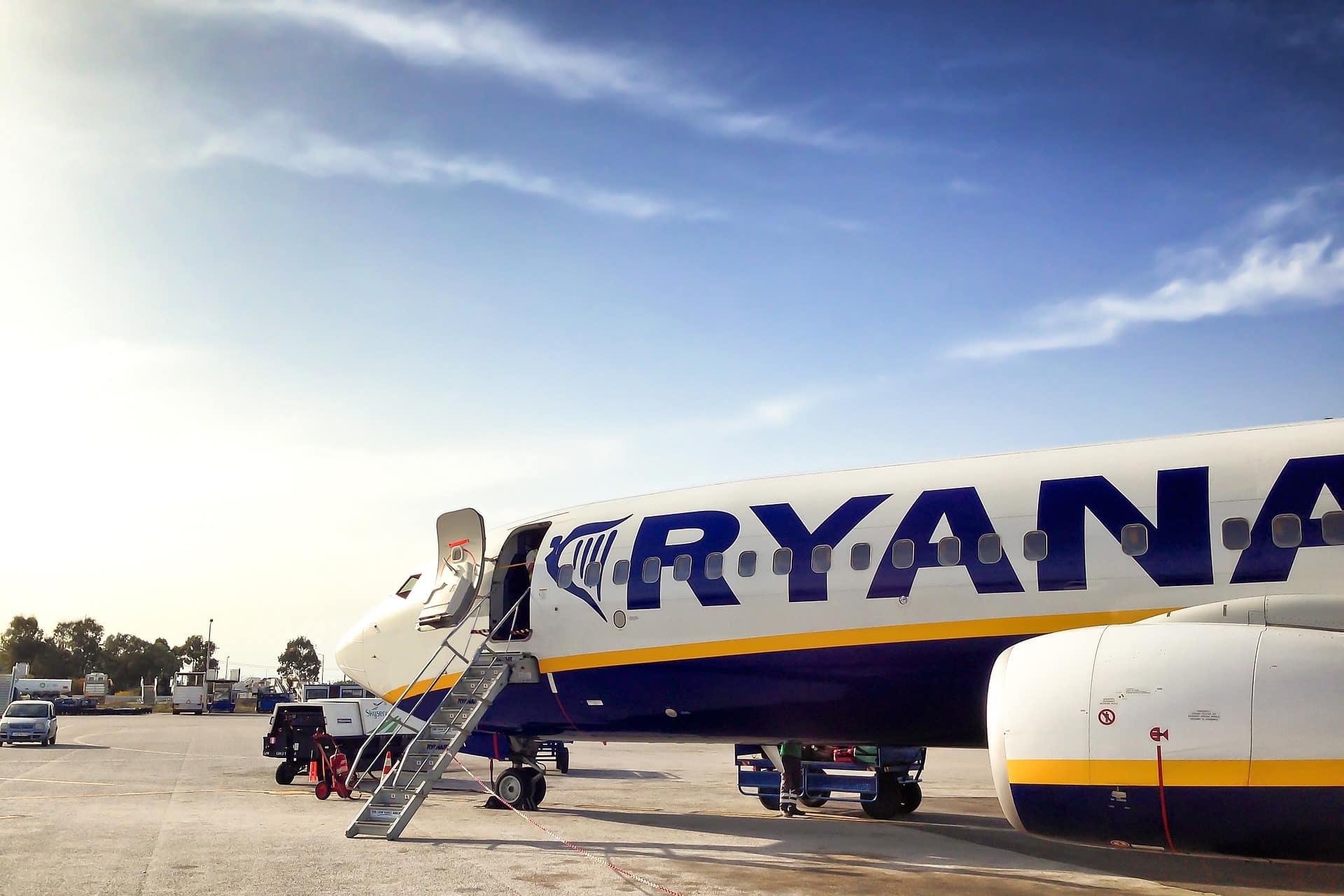 Vlieg goedkoop door Europa met Ryanair