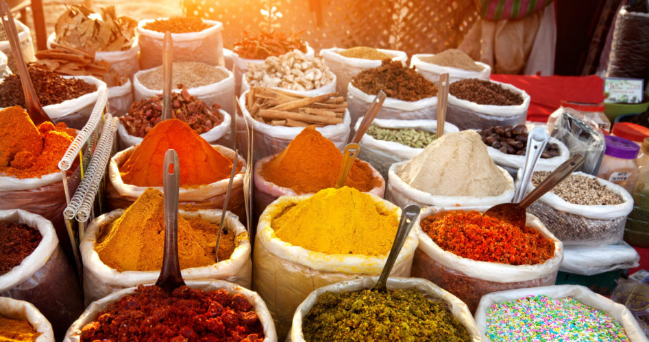 9x langs de wereldsmaken van de Indiase keuken