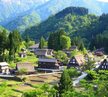 japan huizen