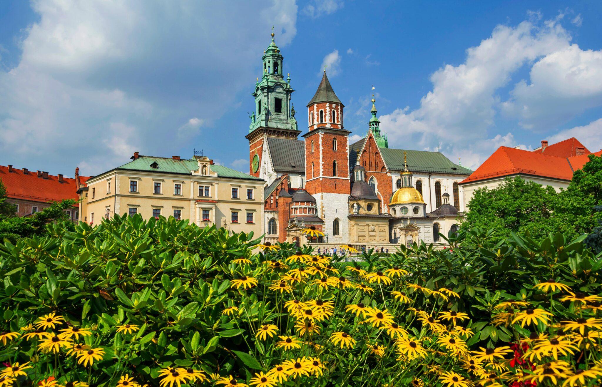 Weekendje weg: waarom niet naar Krakau?