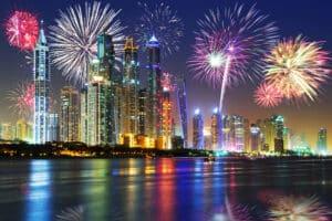 Vijf ultieme plekken om 2019 in te luiden