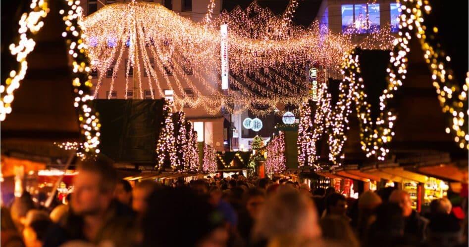 Het ultieme kerstgevoel ervaar je op een kerstmarkt