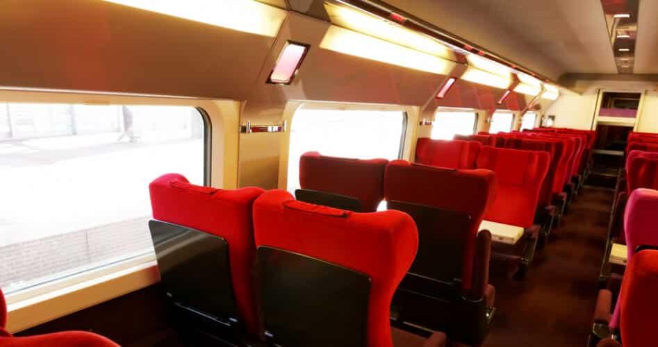 Verkoop Thalys-tickets naar Disneyland start dinsdag