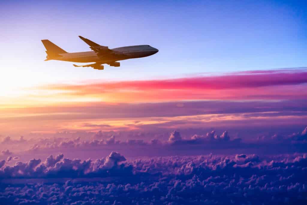 Nog nooit vlogen zoveel passagiers in de EU