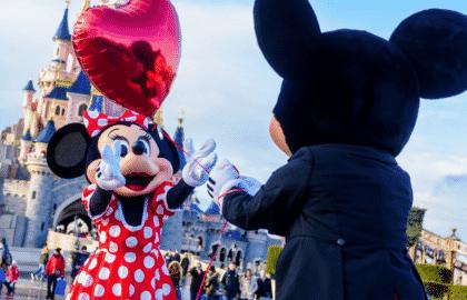 Disneyland Valentijn
