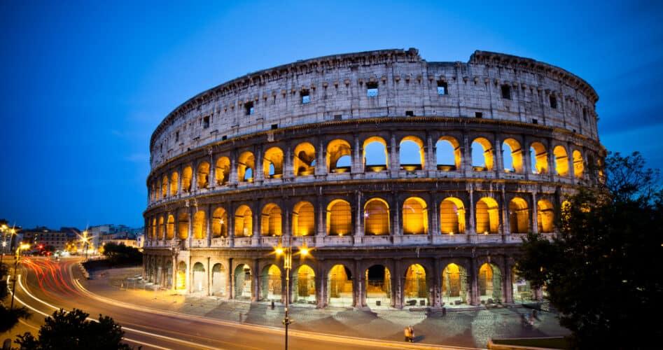 Rome weert tourbussen uit historisch stadscentrum
