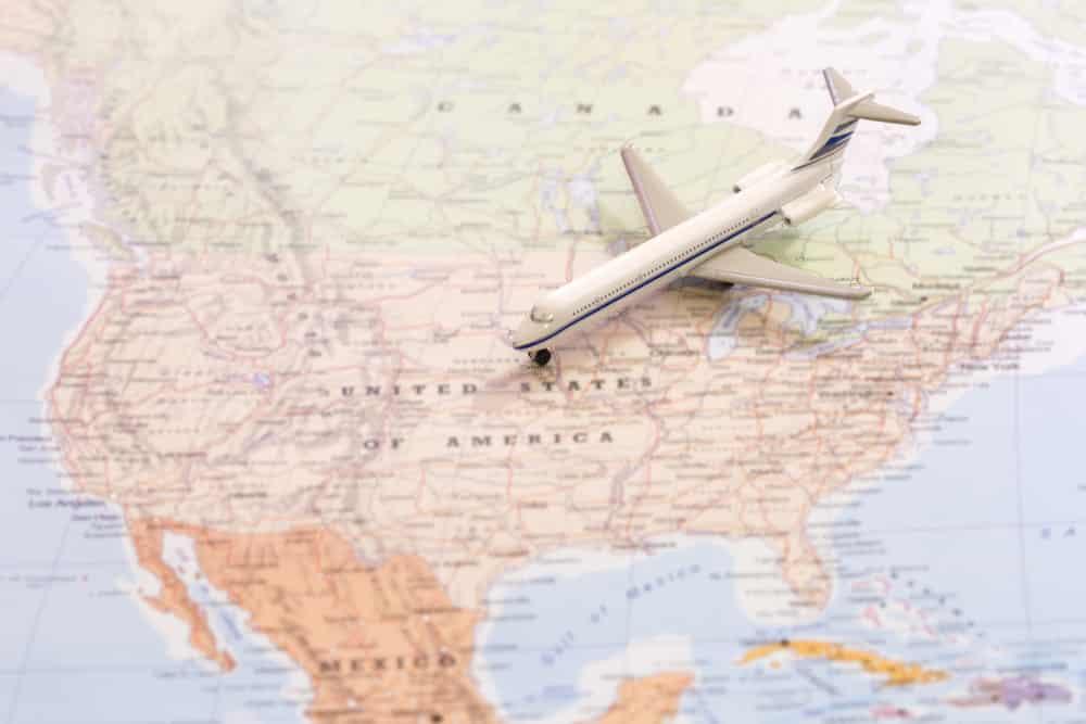 Reizen naar Amerika: ESTA of visum?