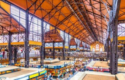 Top 5 beste voedselmarkten om in Europa te bezoeken