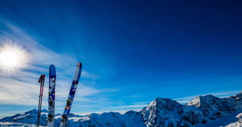 7 betaalbare skigebieden zonder extreme sneeuwval