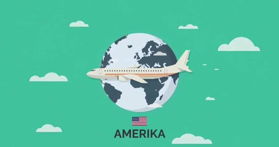 ESTA of visum voor Amerika?