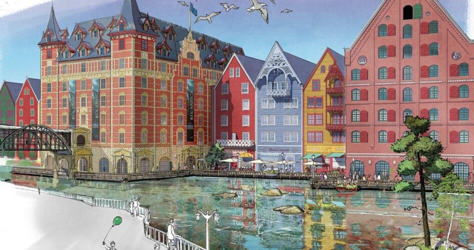 Europa-Park krijgt waterpark en nieuw hotel