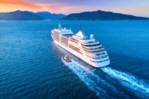 5 voordelen van een vakantie op een cruiseschip