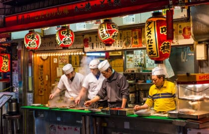 Van streetfood tot sterrenzaak: 14 culinaire topbestemmingen