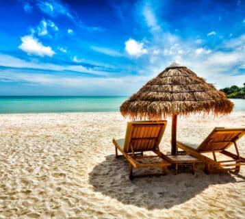 Kies jij dit jaar ook voor een strandvakantie?