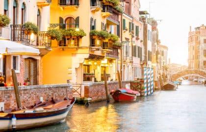 Venetië zoals je het nog niet eerder zag