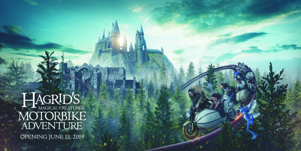 Universal Orlando opent spectaculaire Harry Potter-achtbaan