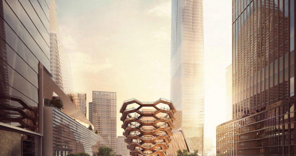 Nieuwe attractie New York: Hudson Yards Vessel is geopend