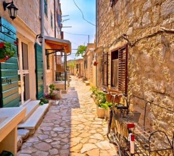7x autovrije eilanden in Kroatië