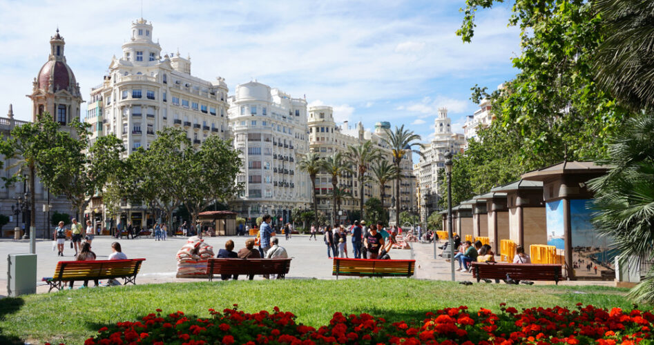 Vier de lente in Valencia: 5 tips