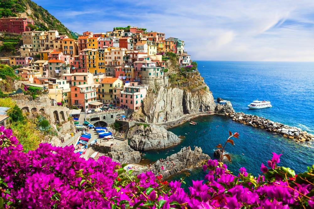 Slipperverbod in het Italiaanse Cinque Terre