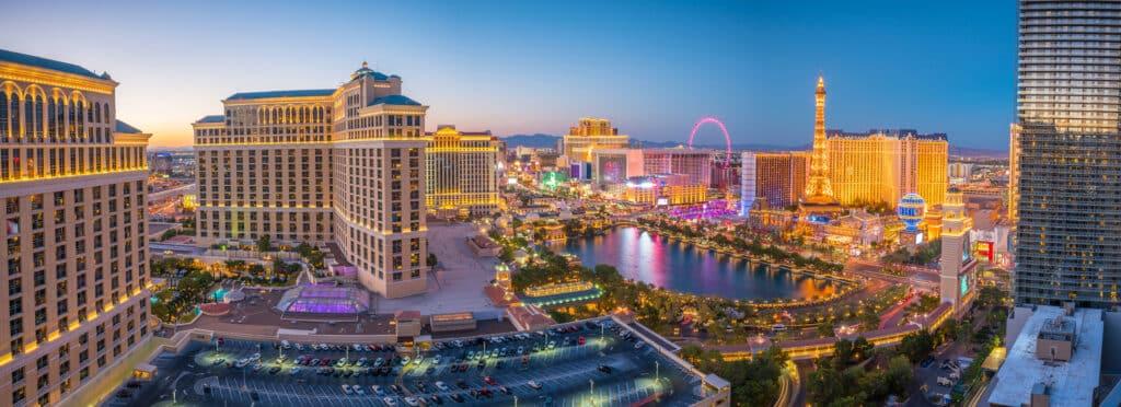 Las Vegas komt deze zomer dichterbij dan ooit