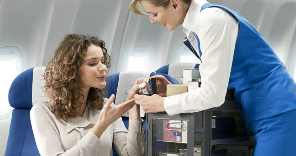 Taxfree verkoop bij KLM binnenkort verleden tijd