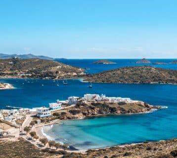 Lipsi, waar een klein eiland groot in kan zijn