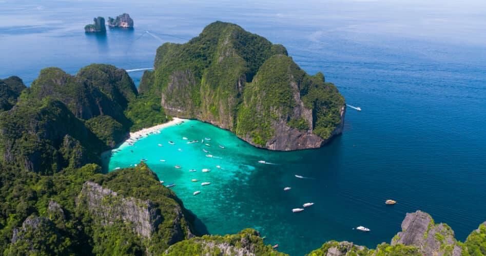 Beroemde Maya Bay mogelijk dicht voor toeristen