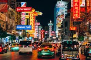Gouden tempels & overheerlijk streetfood: Bangkok ontrafeld