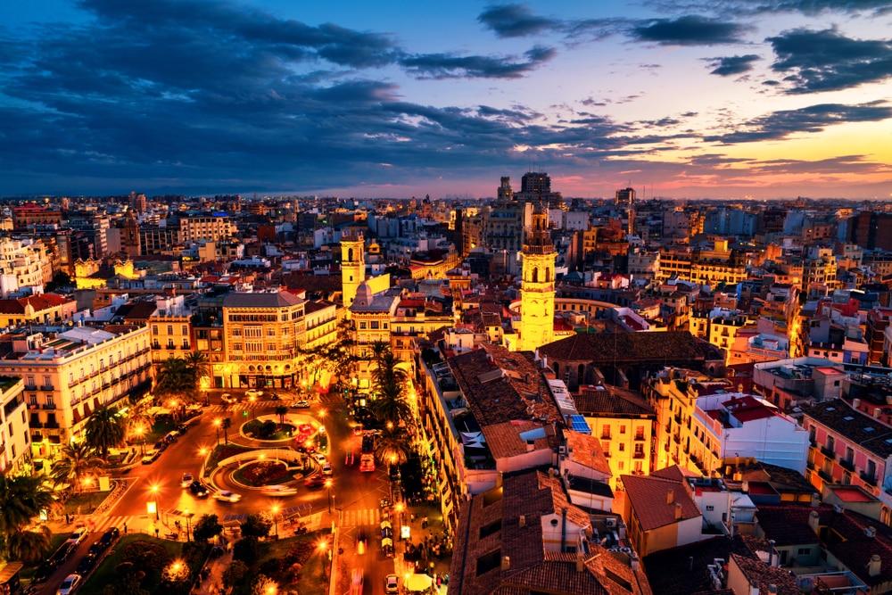 Zes rooftopbars voor het mooiste uitzicht over Valencia