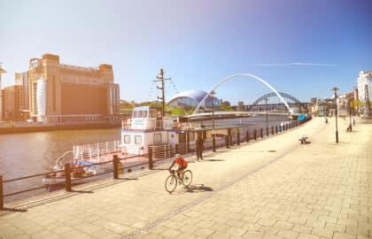 Slow travel: reis met de fiets door het VK