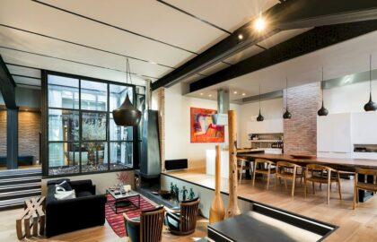 De 8 meest luxe lofts en penthouses in Europa