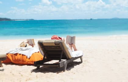TUI lanceert Top 25 hotste zomerboeken