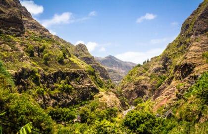 Kaapverdië: groene oase in de Atlantische Oceaan