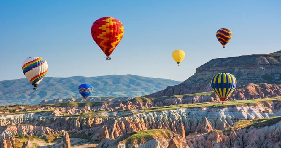 Top 10 reiservaringen voor op de bucketlist